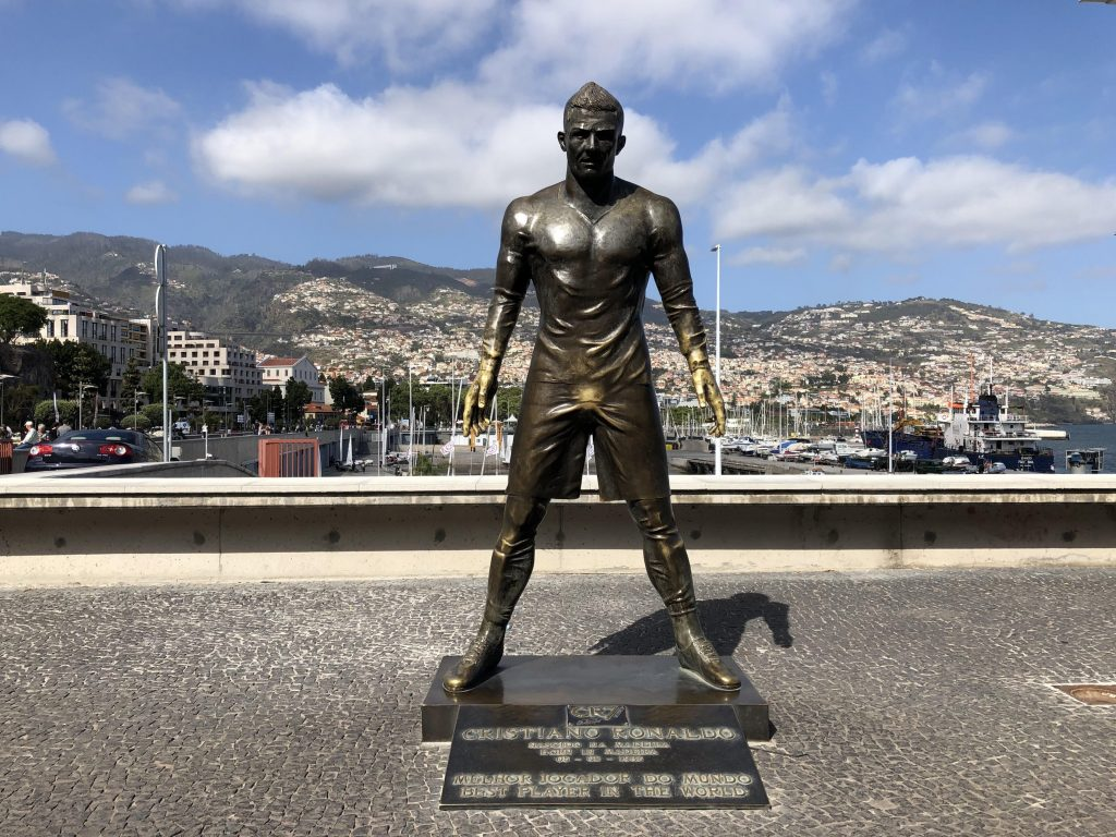 Funchal, Ronaldo