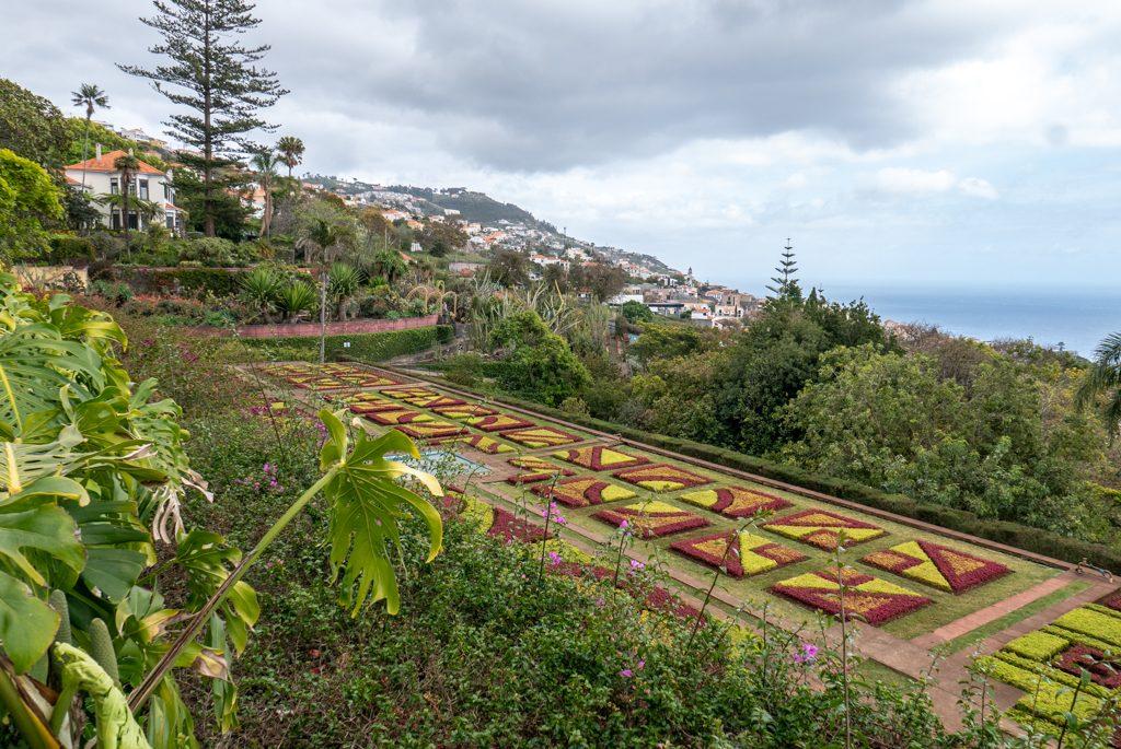 Jardin Botanico, Madeira