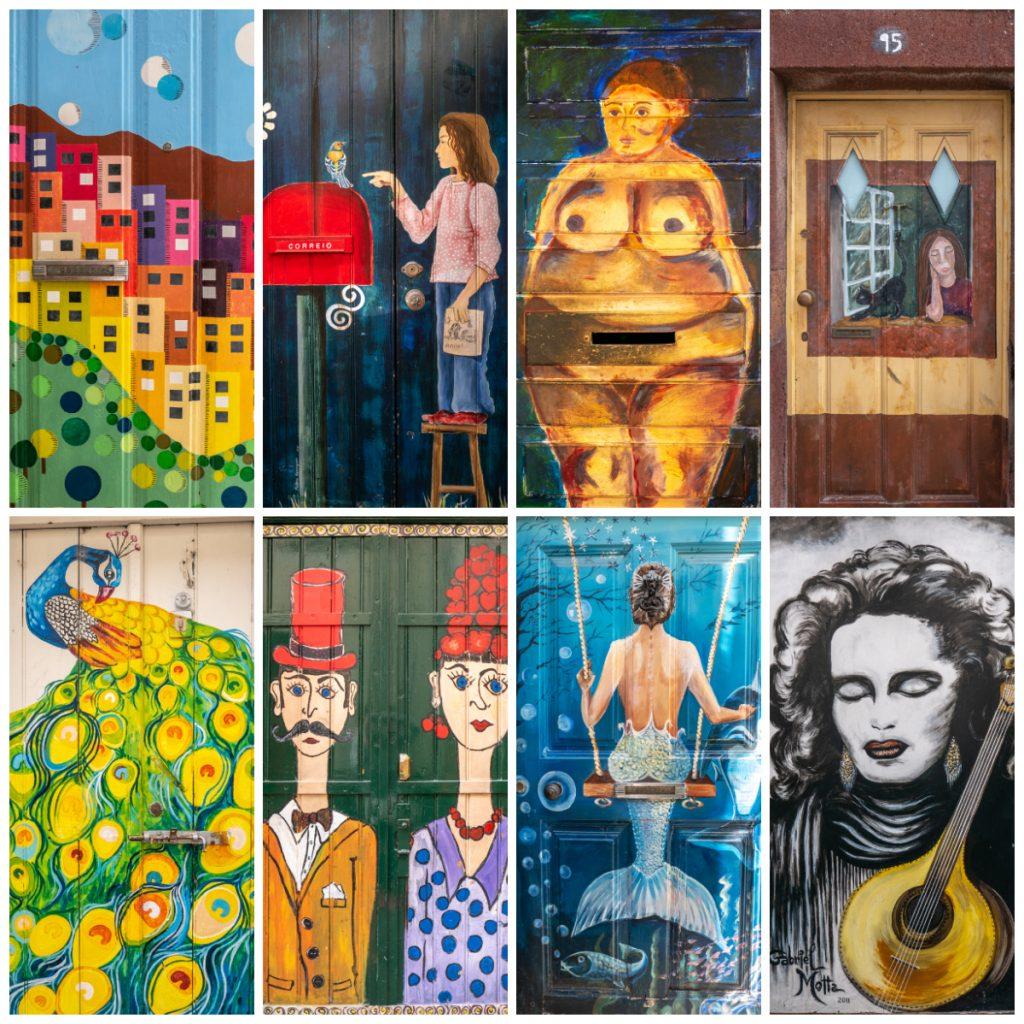 funchal, street art
