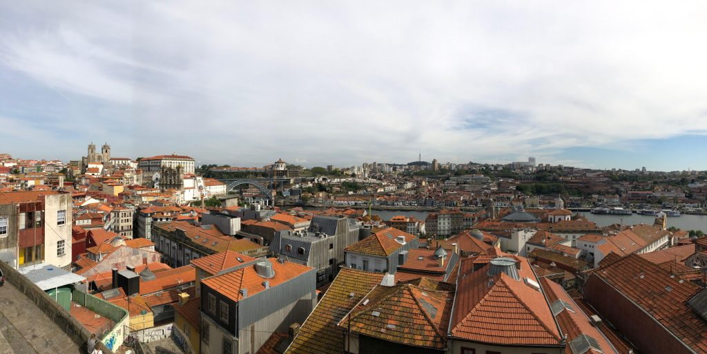 Porto, Miradouro da Vitória