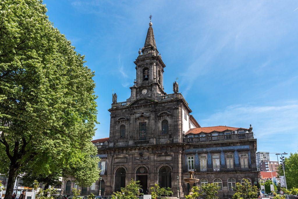 Porto, Iglesia da Trinidade