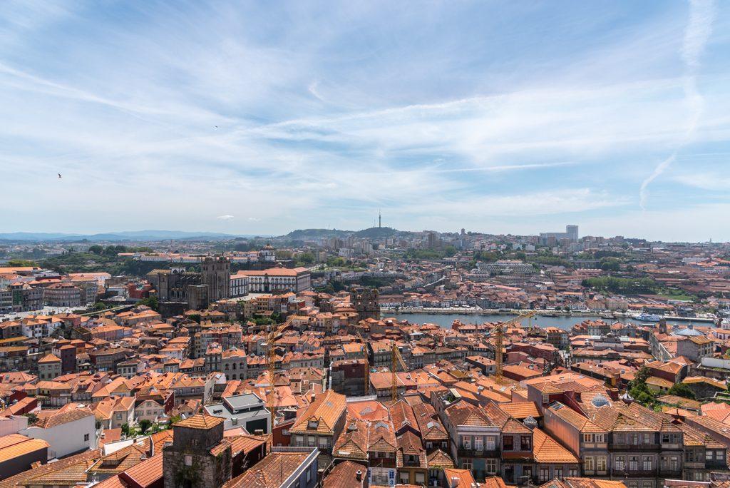 Porto, Torre de los Clérigos