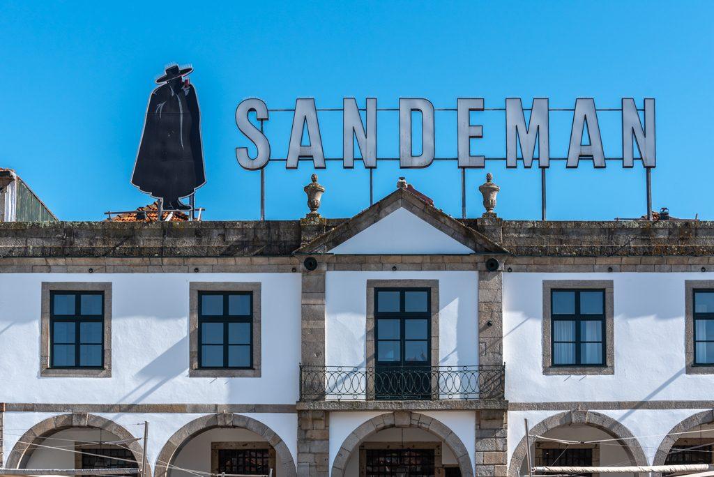 Porto, cantina Sandeman