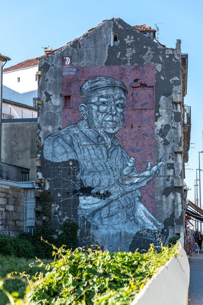 Porto, street art