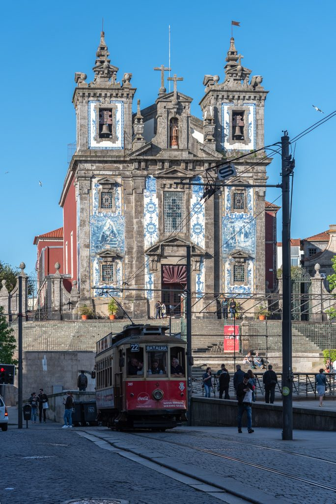 Porto, Chiesa di Ildefonso