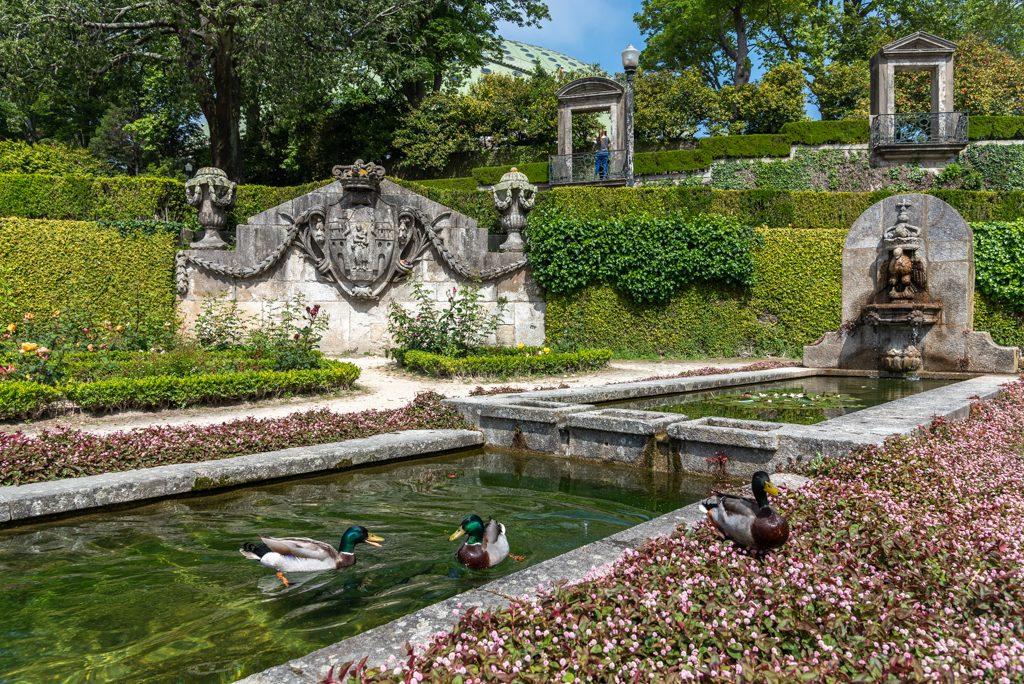 Giardini del Palácio de Cristal