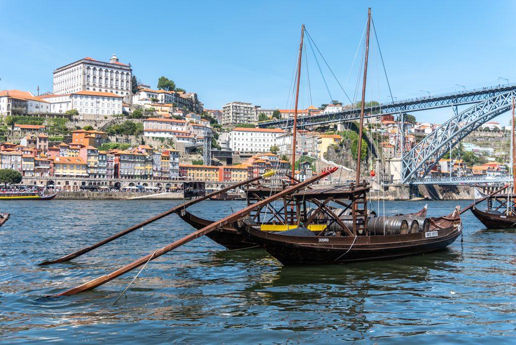 Porto, fiume Douro