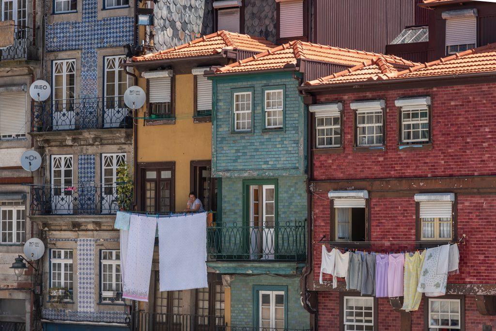 Porto, Riberia