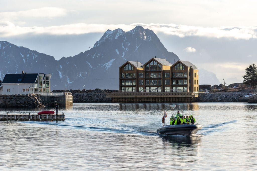 Norvegia, Svolvaer