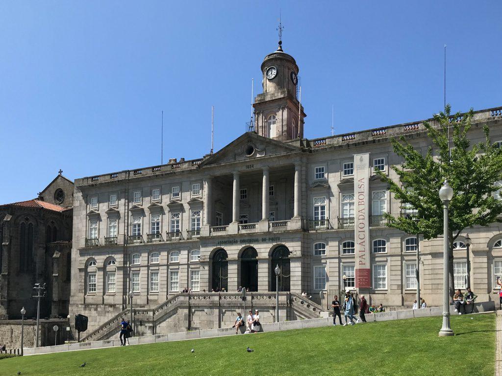 Porto, Palazzo della Borsa