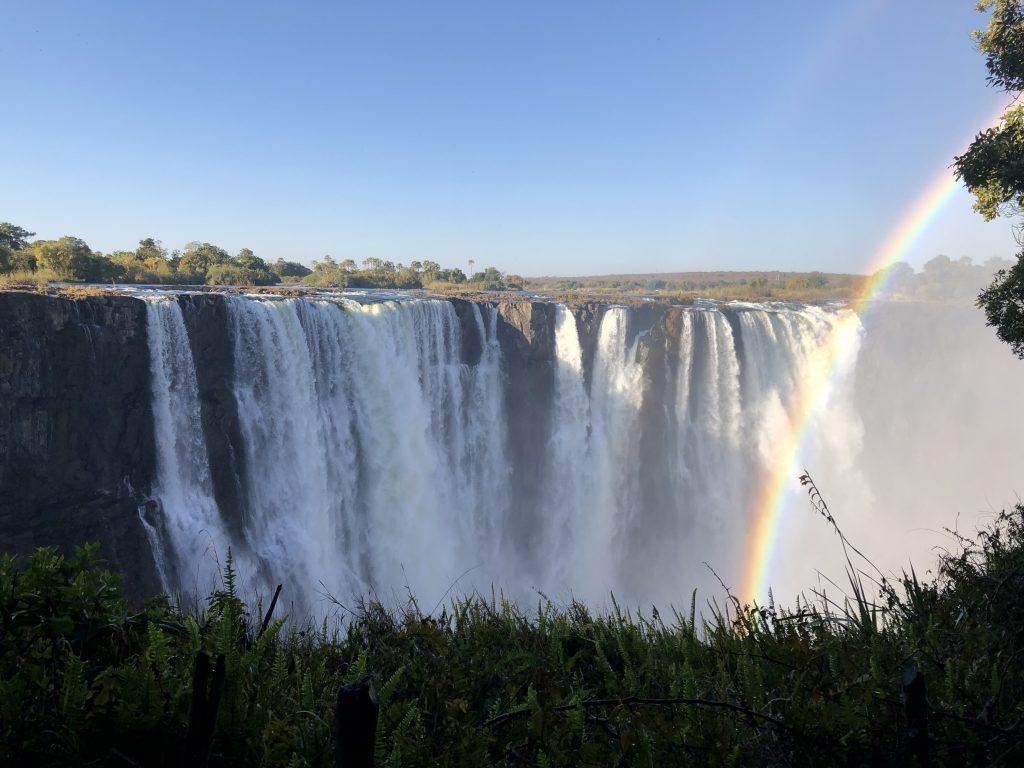 Zimbawe, Victoria Falls