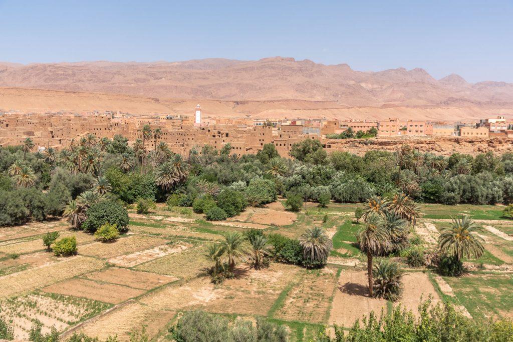 Marocco, paesaggio