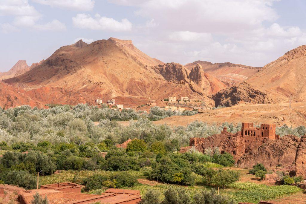 Marocco, Valle del Dades