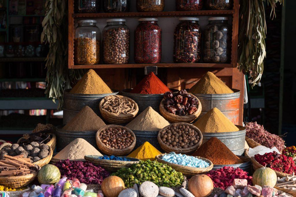 Marrakech, Souq