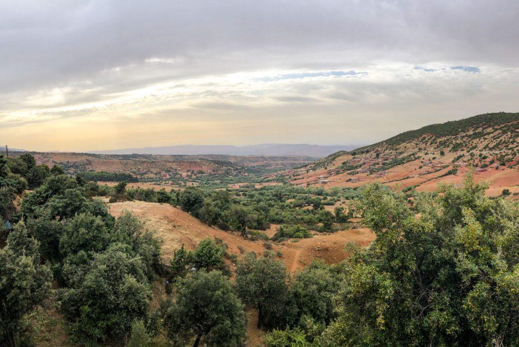 Marocco, Montagne dell' Alto Atlante