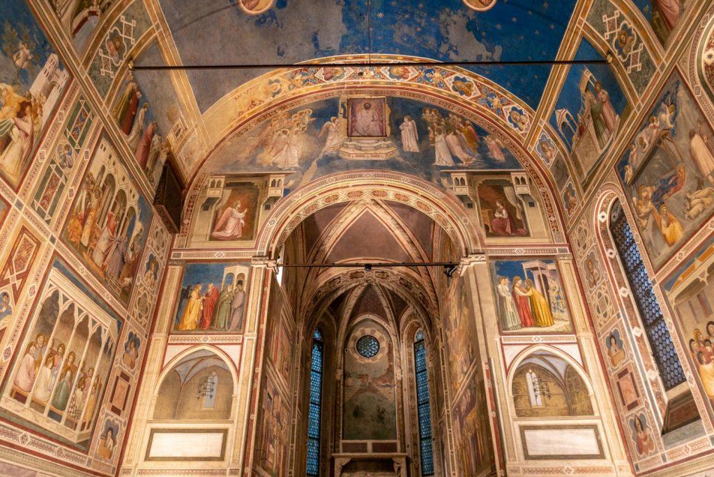Padova, Cappella degli Scrovegni