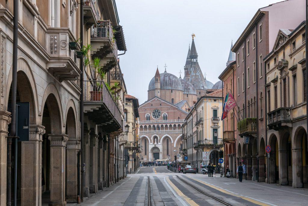 Padova, Basilica del Santo