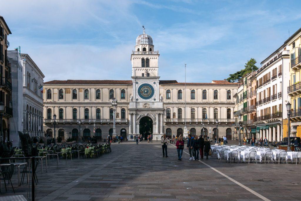 Padova, centro storico