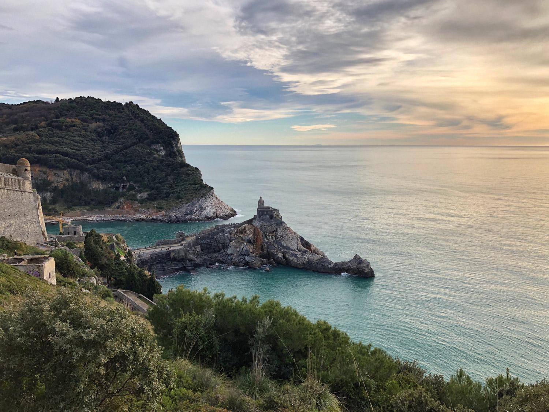 Trekking in Liguria: da Marola a Portovenere, per le cave della Castellana
