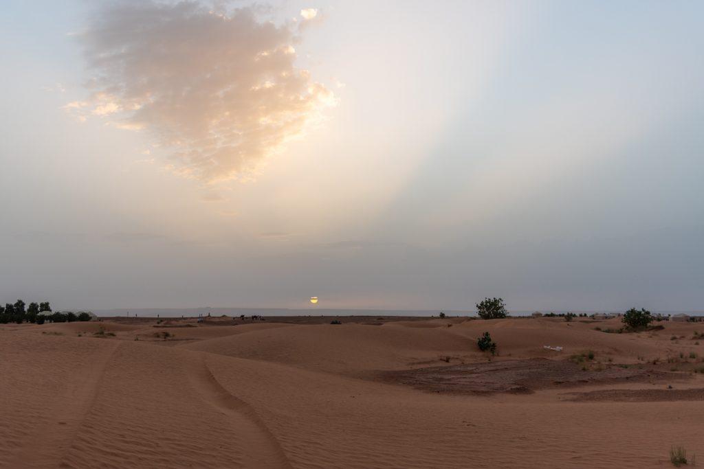Marocco, deserto di Erg Chebbi