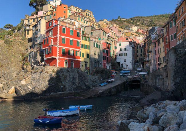 Trekking in Liguria, da Riomaggiore a Portovenere per il Santuario di Montenero