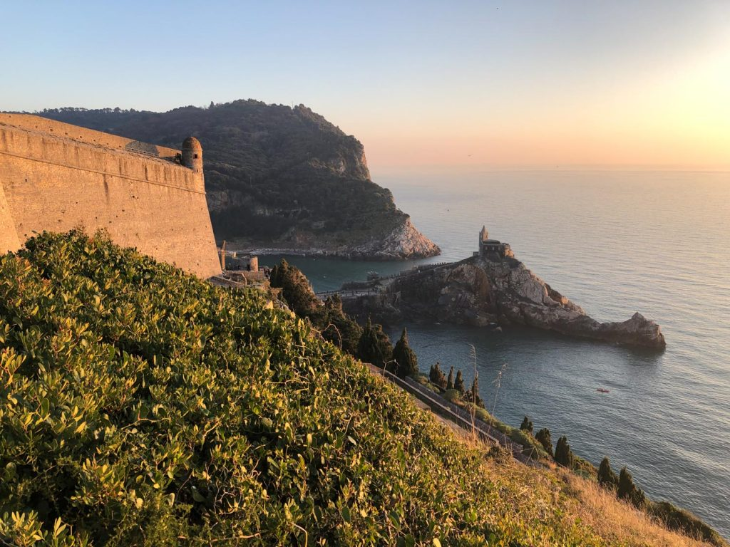 Trekking Riomaggiore - Portovenere