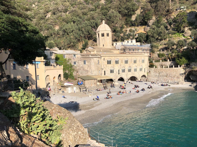 Trekking in Liguria, anello Camogli – San Fruttuoso passando per il Passo  del Bacio – Ci vediamo quando torno
