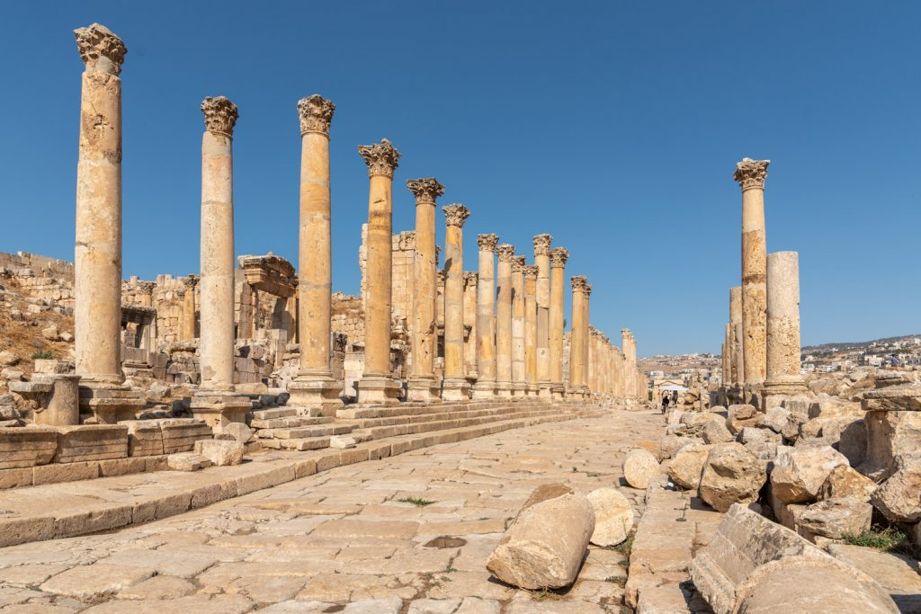 Giordania, Jerash