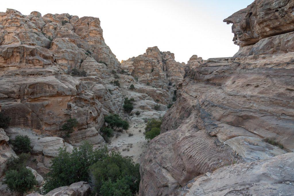 Giordania, Little Petra