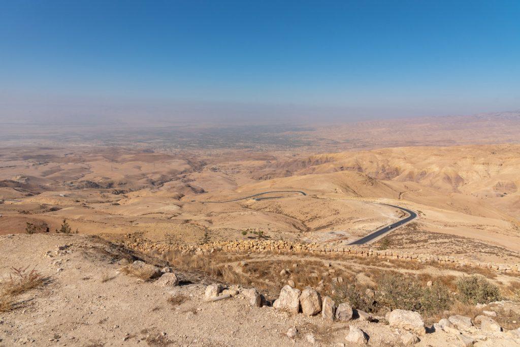 Giordania, monte Nebo