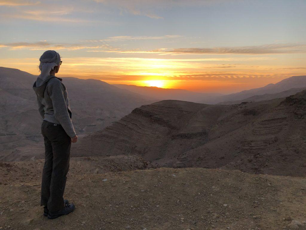 Giordania, Wadi Mujib