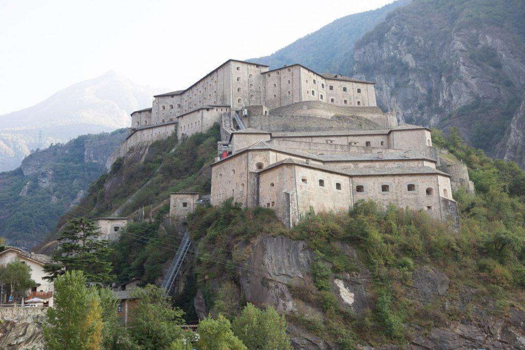 Valle d'Aosta, Forte di Bard