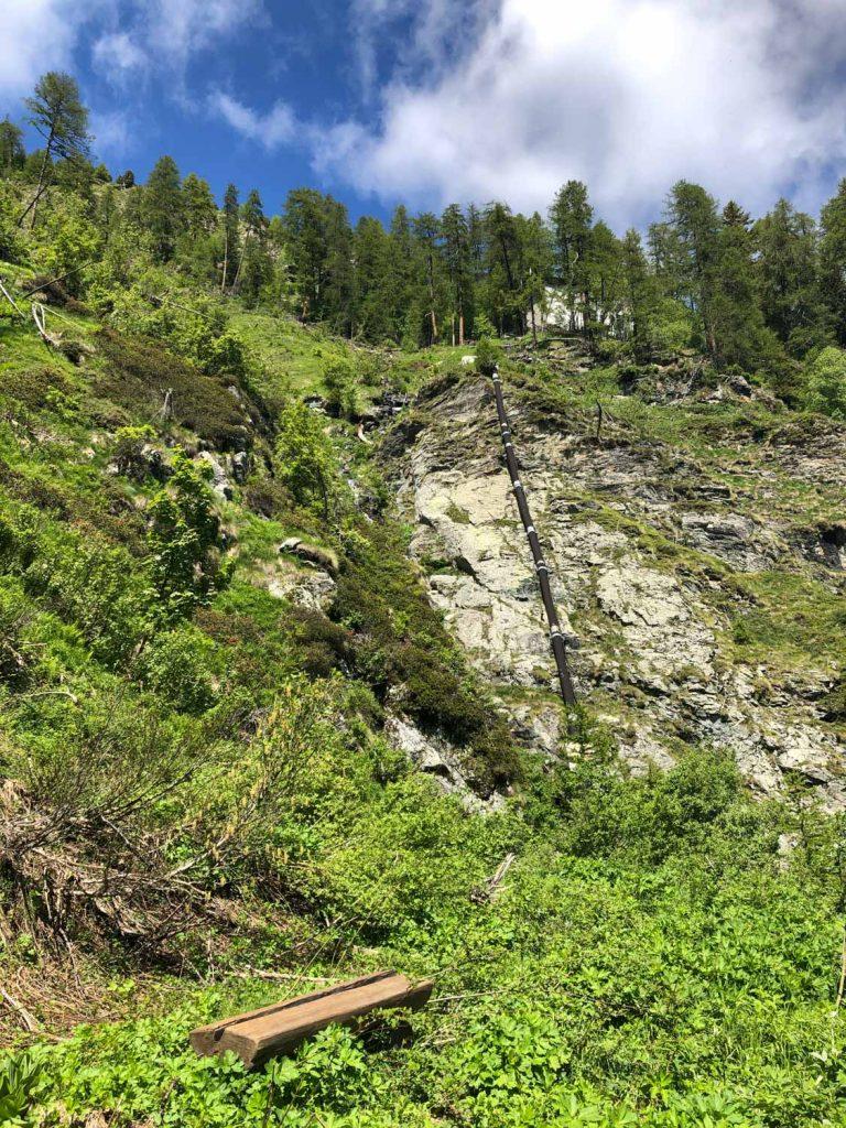 Valle d'Aosta, Ru Courthoud