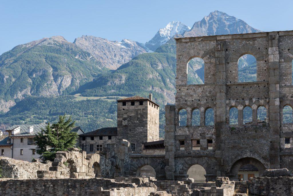 Valle d'Aosta, Aosta