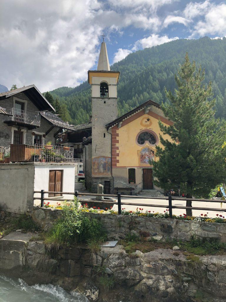 Saint Jacques, Val d'Ayas