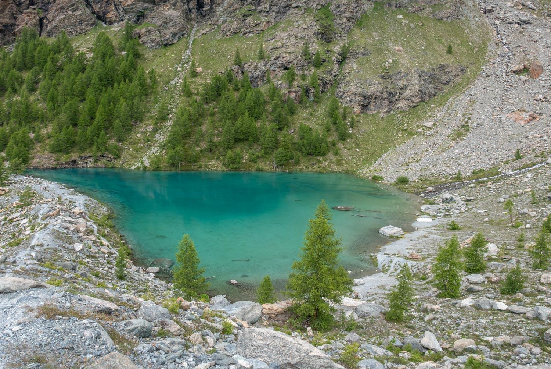 Val D'Ayas – Escursione al Lago Blu