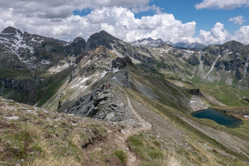 Laghi Palasinaz, Val d'Ayas