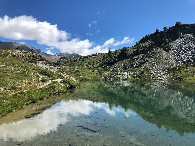Lago di Loie e Alpe di Bardoney – Giro ad anello da Lillaz