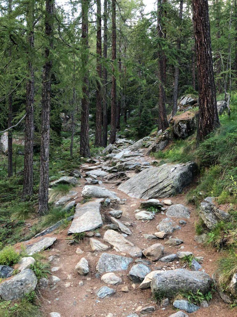 Val d'Ayas, Cime Bianche