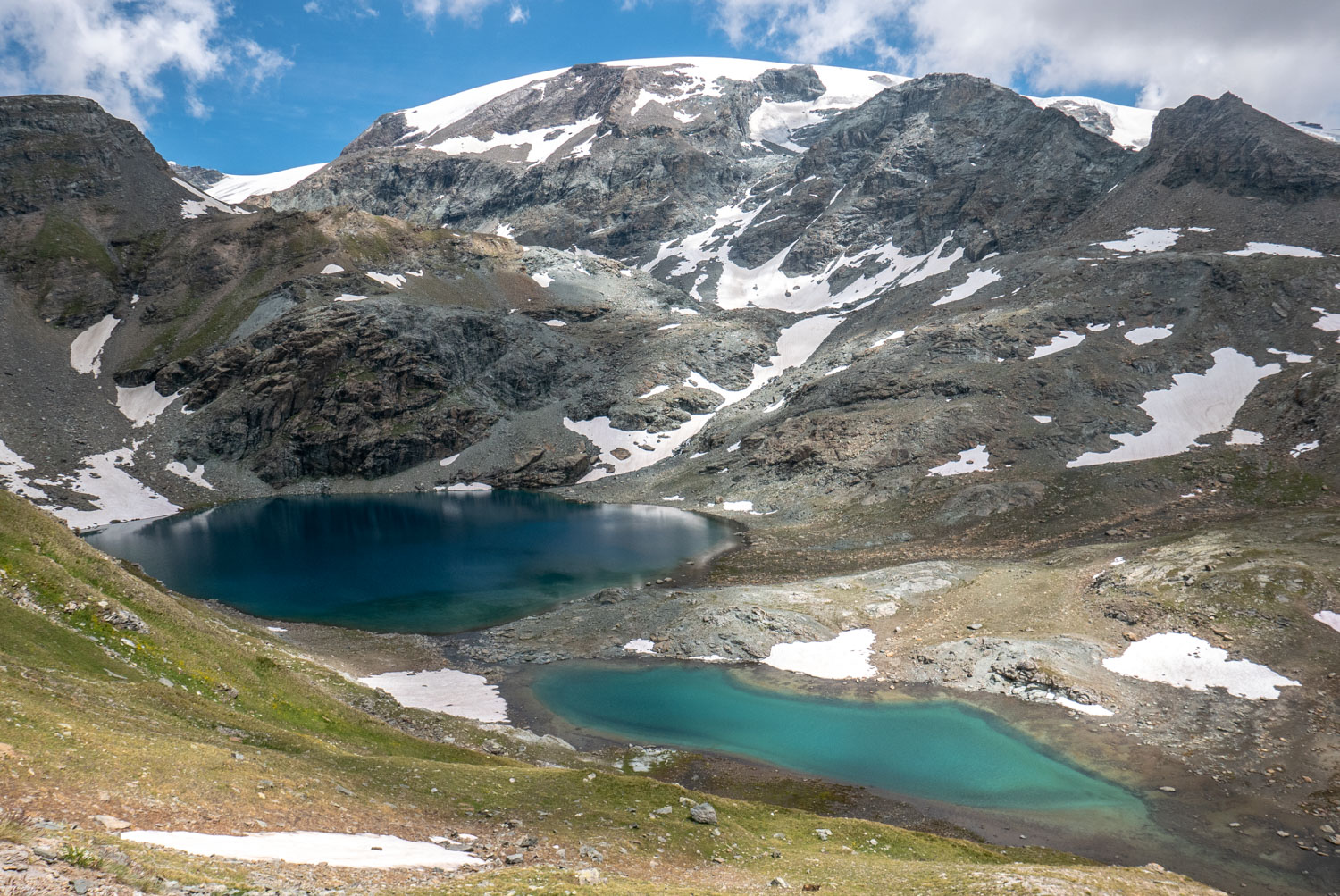 Val d'Ayas – Cime Bianche, l'ultimo paradiso