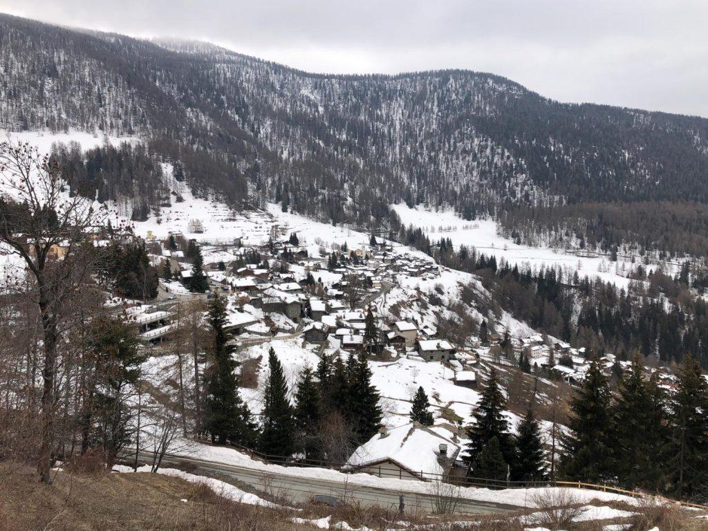 Magdaleine - Chamois, Valle d'Aosta