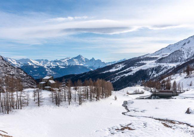 Valle d'Aosta – Valpelline, alpeggio e conca di BY