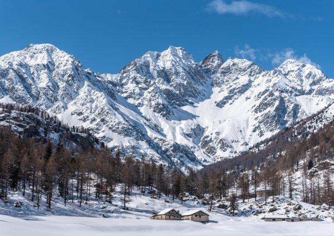 Valle d'Aosta – Escursione al Rifugio Magià