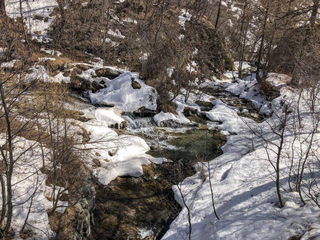Valpelline, Alpeggio e Conca di BY