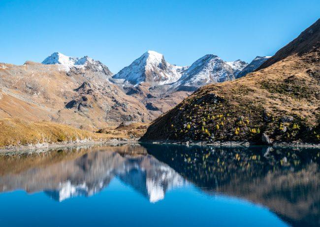 Val Clavalitè, dal Lago Lavodilec al Rifugio Borroz