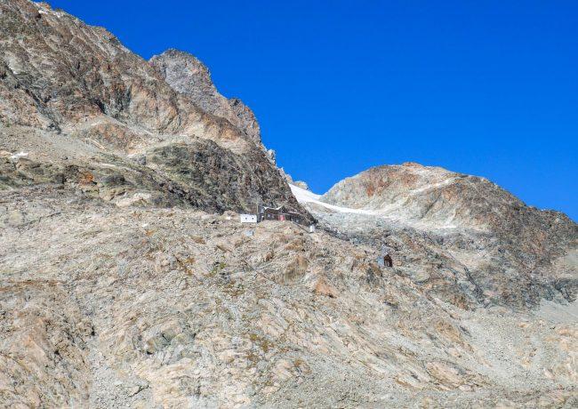 Trekking in Valpelline, Rifugio Nacamuli al Collon
