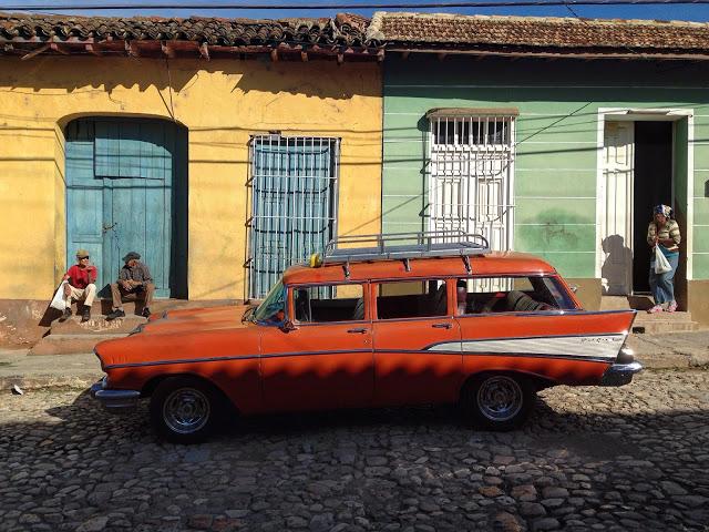 Cuba on the road – Trinidad