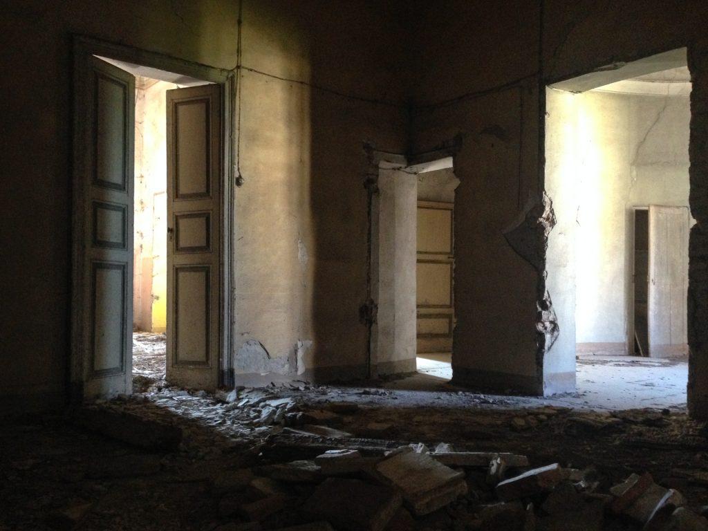 Il fascino misterioso dei luoghi abbandonati