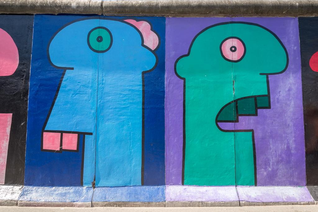 Street Art a Berlino: i quartieri dove trovarla