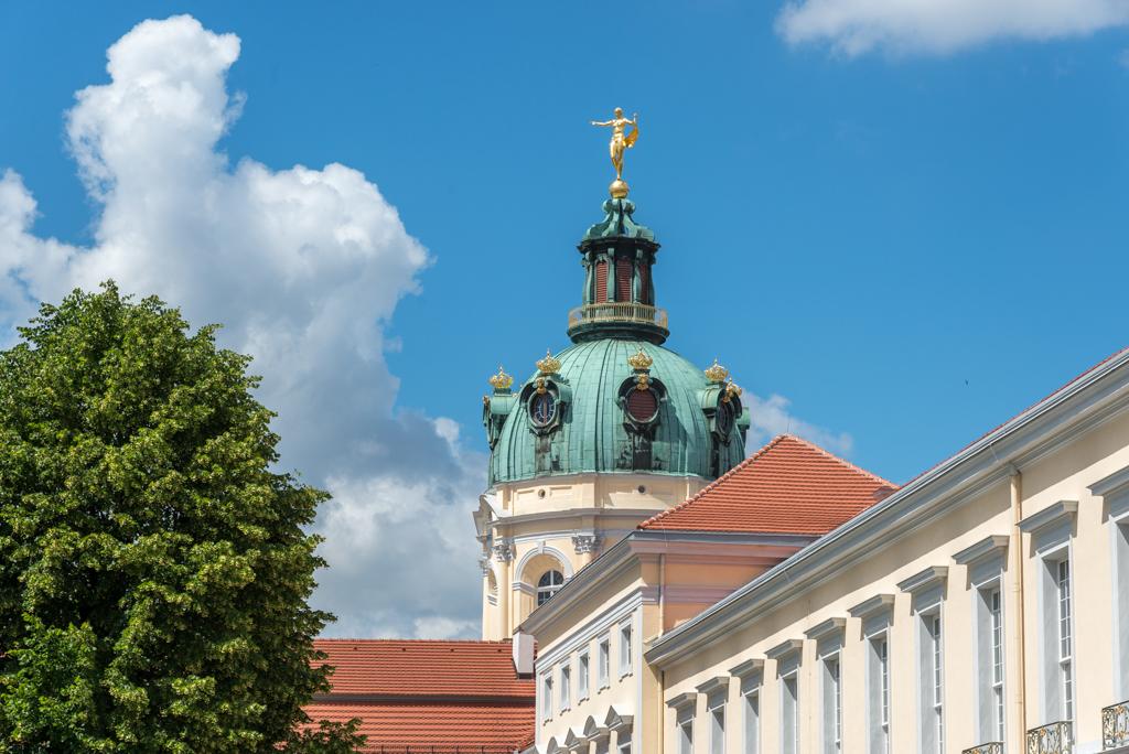 BERLINO: Schloss Charlottenburg e i parchi della città